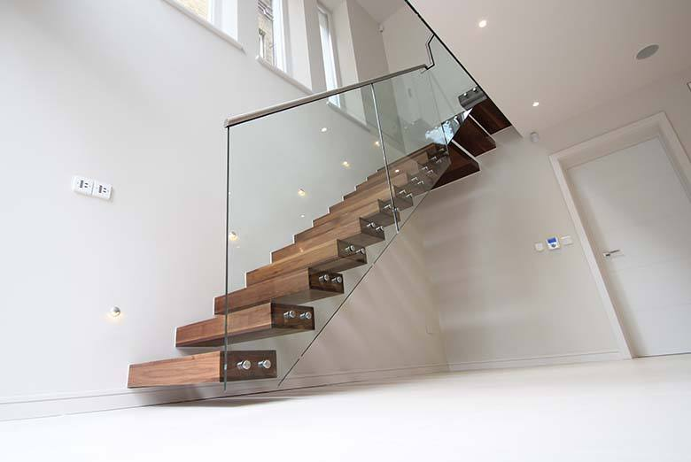 Cantilever Staircase Design | The Art Of Staircase - Canal ...