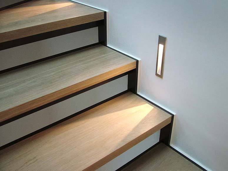 Lighting Basement Washroom Stairs: Staircase Lighting Ideas To Brighten Up Your Home