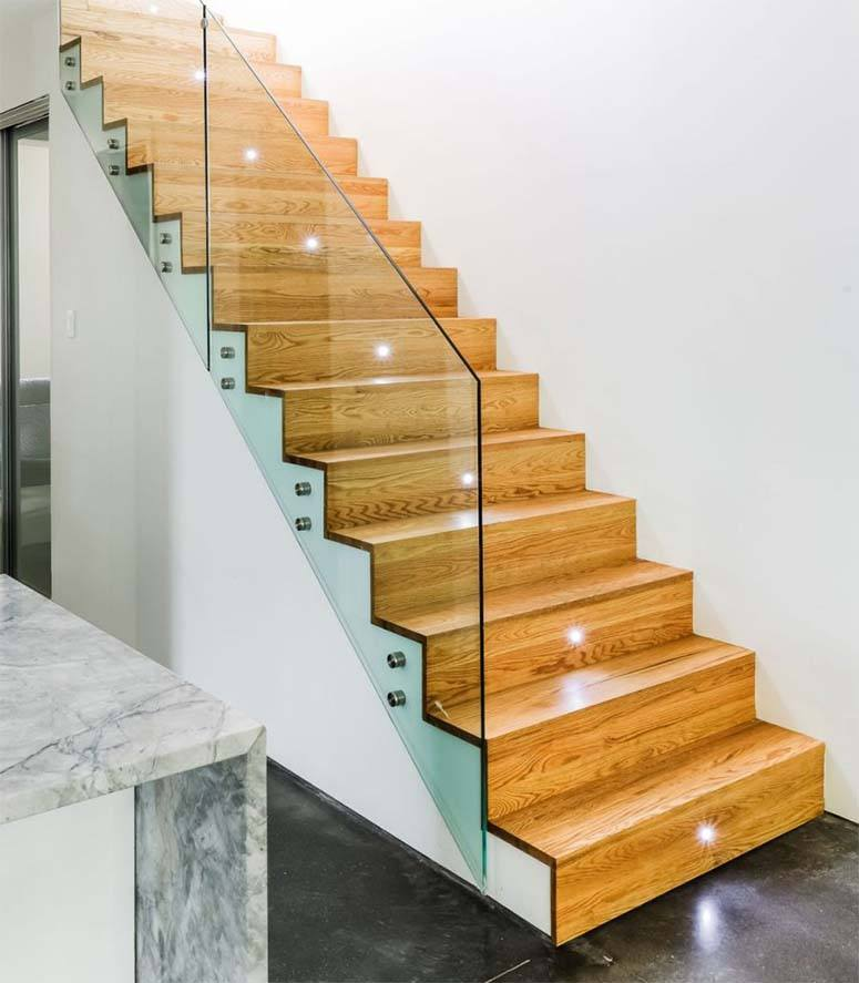 21 Staircase Lighting Design Ideas Pictures: Staircase Lighting Ideas To Brighten Up Your Home